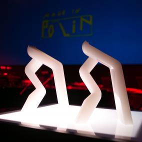 Nagroda POLIN, Barbara Falender, statuetka
