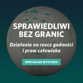 Sprawiedliwi bez granic - nowa wirtualna wystawa Muzeum POLIN