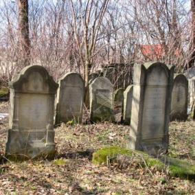 Nowy cmentarz w Dukli, kirkut, Dukla