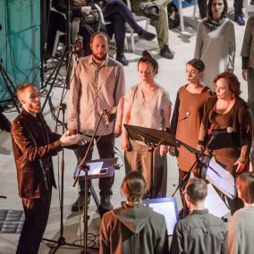 Koncert Chóru POLIN