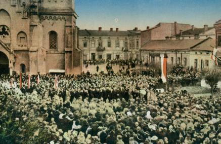 proklamacja niepodległości Polski, Stryj, 100-lecie odzyskania niepodległości
