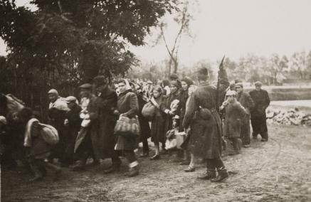 Deportacja getta, Jędrzejów 1942