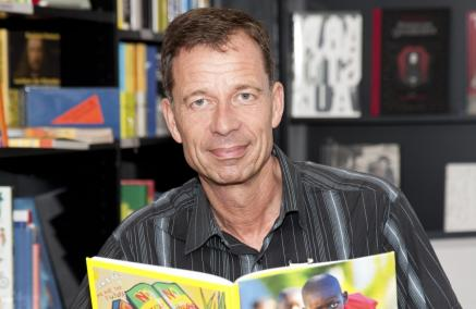 Lutz Van Dijk, warsztaty dla nauczycieli