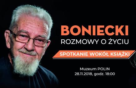 ks. Adam Boniecki, Anna Goc, Czytelnia POLIN