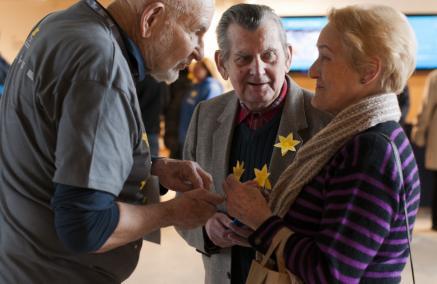 wolontariat, wolontariusze, Muzeum POLIN