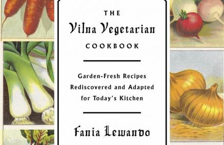 Fania Lewando, The Vilna Vegetarian Cookbook