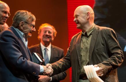 Gala POLIN, Nagroda POLIN 2018, Tomasz Wiśniewski, Muzeum POLIN