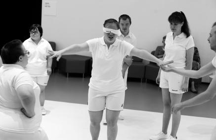 Tisza be-Aw, spektakl, Teatr 21, Muzeum POLIN