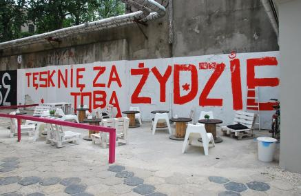mural, Żydzi