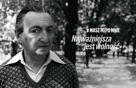 Marek Edelman #MaszToPoMnie - Muzeum POLIN