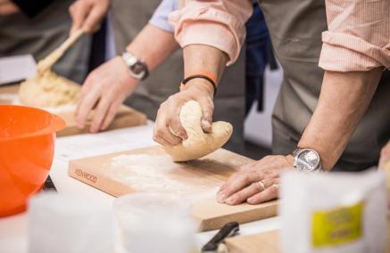 Centrum Kultury Jidysz, warsztaty kilinarne, wspólne gotowanie, TISZ Festiwal, Muzeum POLIN