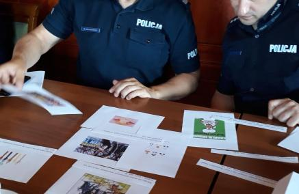 Police officers have started to use HHEINA manuals | POLIN Museum