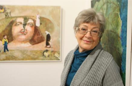 Mona. Opowieść o życiu malarki