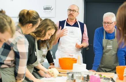 New York Dehli, warsztaty kulinarne w Menora InfoPunkt