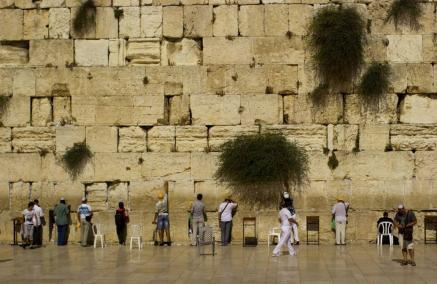Ściana Płaczu, Żydowskie ABC, Muzeum POLIN