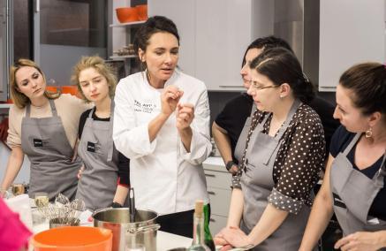 Malka Kafka zaprasza na szabat - warsztaty kulinarne w Menorze Info, Muzeum POLIN