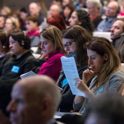 Niemilknące Echa / Eternal Echoes. Międzynarodowa konferencja dla nauczycieli, Muzeum POLIN