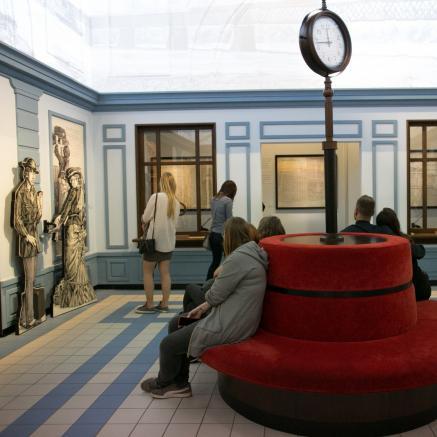 Muzeum POLIN, wystawa stała, wyzwania nowoczesności