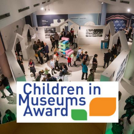 Children in Museum Award 2019 - nominacja dla Muzeum POLIN