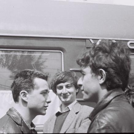 Walka, dyskusja, Obcy w domu. Wokół Marca '68