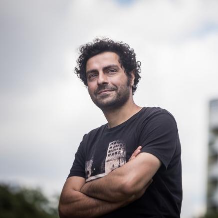 Feraz Daboul, Światowy Dzień Uchodźcy, Muzeum POLIN, wywiad