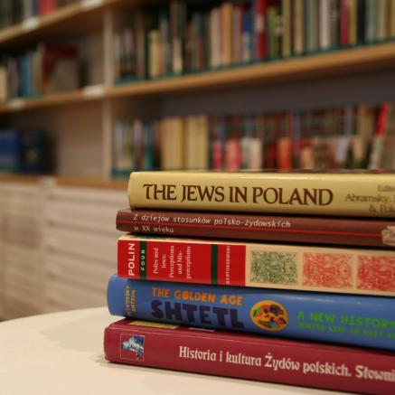 Biblioteka Muzeum POLIN