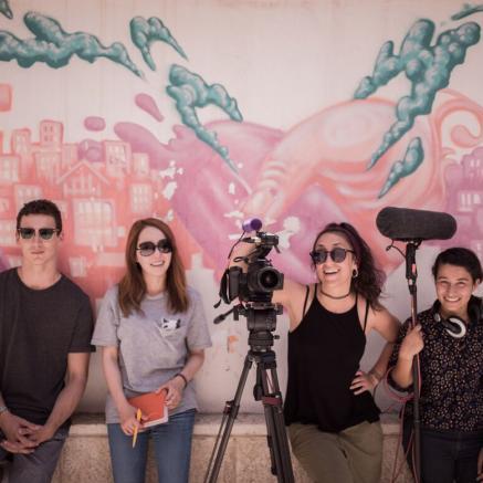 Jerusalem film workshops