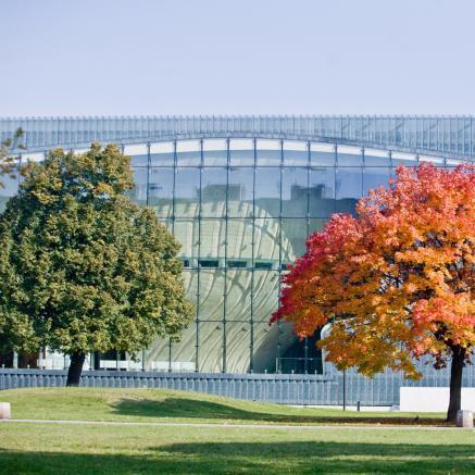 Budynek Muzeum POLIN, nagrodzony w konkursie architektonicznym STARVBA ROKU 2016