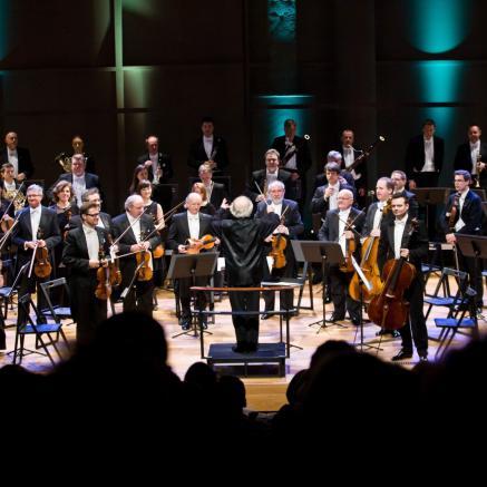 zdjęcie ilustracyjne - Sinfonia Varsovia