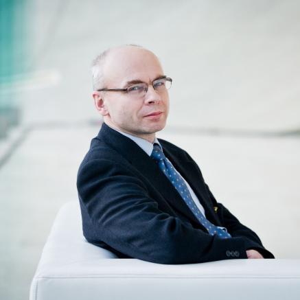 Dariusz Stola, dyrektor Muzeum Historii Żydów Polskich POLIN