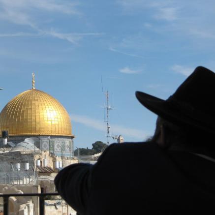 Geografia świata żydowskiego - Ziemia Izrael a diaspora. Dyskusja z cyklu żydowskie ABC