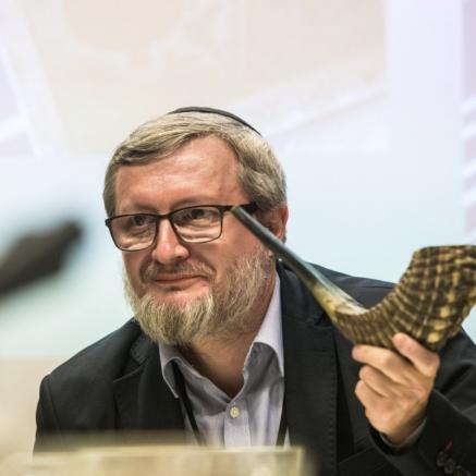 Piotr Kowalik, Rosz ha-Szana, żydowski nowy rok, święta żydowskie, święto trąbek, 2018