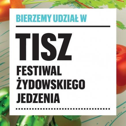 TISZ Festiwal Żydowskiego Jedzenia, Muzeum POLIN