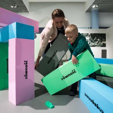 W Polsce króla Maciusia, wystawa czasowa, dla dzieci, Muzeum POLIN, wykład, Janusz Korczak