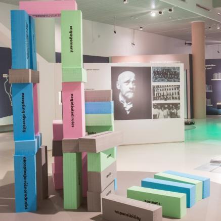 W Polsce króla Maciusia, wystawa czasowa, dla dzieci, Muzeum POLIN