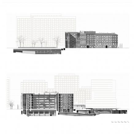 "MSc degree Thesis ""Waliców, Fortress of Memory"" by Sara Pellegrini and Domenico Spagnolo, Politecnico di Milano, 2018. Supervisors: Guido Morpurgo, Annalisa de Curtis, winner Archiprix-World Best Graduation Project 2019"