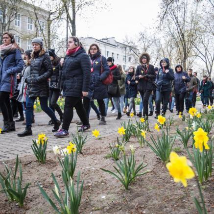 Wędrujący Uniwersytet Muranowski - Śladami powstania w getcie warszawskim, Muzeum POLIN