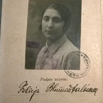 Felicja Blumenthal