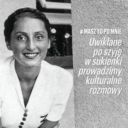 Zuzanna Ginczanka #MaszToPoMnie - Muzeum POLIN