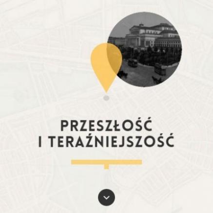 Żydowska Warszawa - przewodnik multimedialny