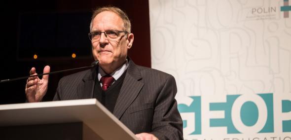 wykład, prof. D. Engel, Niepodległość, ale dla kogo? Listopadowe nadzieje, Muzeum POLIN