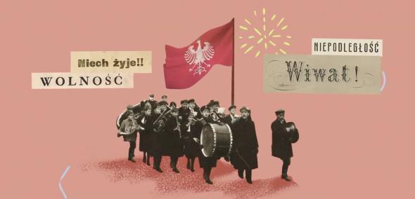 Co się zdarzyło 100 lat temu - film do wystawy