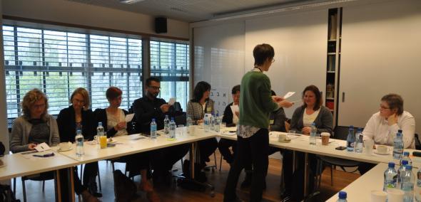 Szkolenie poświęcone reagowaniu na przejawy antysemityzmu i dyskryminacji wobec mniejszości