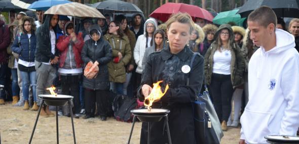 Jesteśmy razem - pamięci ofiar pomordowanych w Treblince
