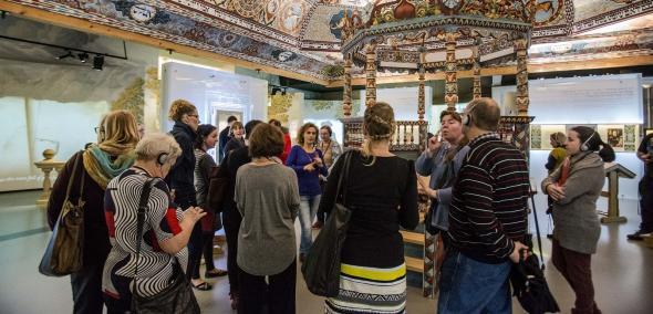 Dzień Otwarty w Muzeach i Instytucjach Kultury dla Osób z Niepełnosprawnością w Muzeum Historii Żydów Polskich POLIN