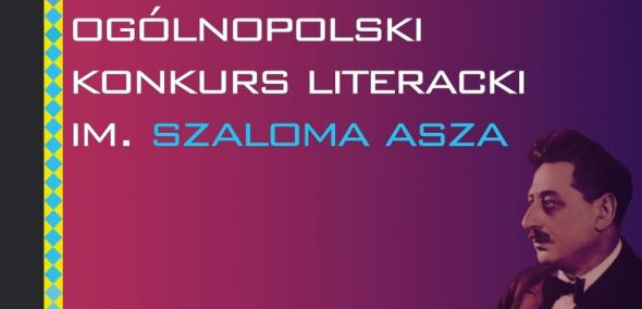 Konkurs literacki im. Szaloma Asza