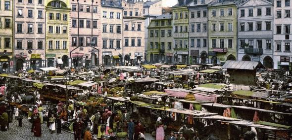 Stary Rynek w Warszawie