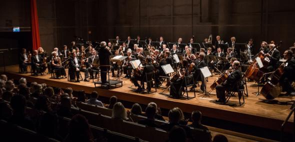 Orkiestra Sinfonia Varsovia pod batutą Jerzego Maksymiuka