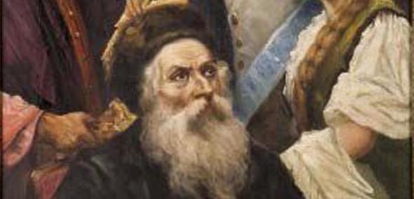 Koncert Jankiela: romantyczna performatywność i żydowska sprawczość - wykład w Muzeum POLIN