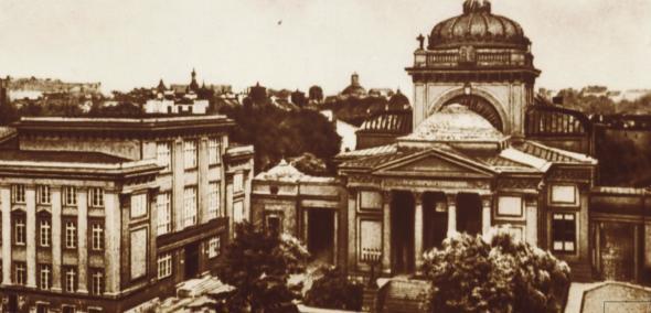Synagoga Tłomackie